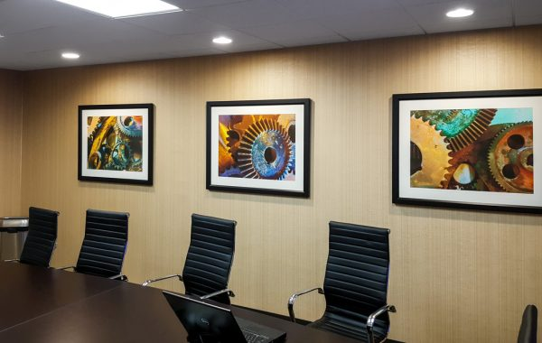 Gears By Steven Perris – Conference Room