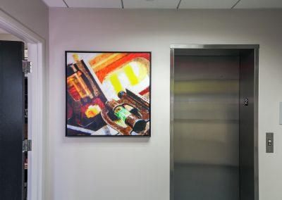 "Construction art - ""Layout 02"""