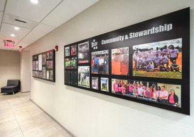 Construction art - Company display 01