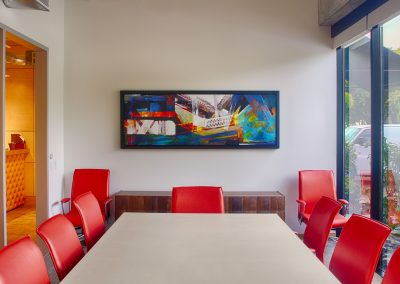Construction Art - Conference room